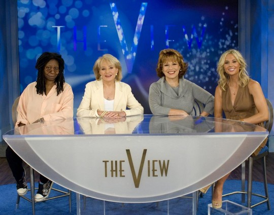 Ace Bourke and John Rendall on The View