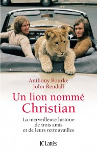 Un lion nomme Christian, French edition